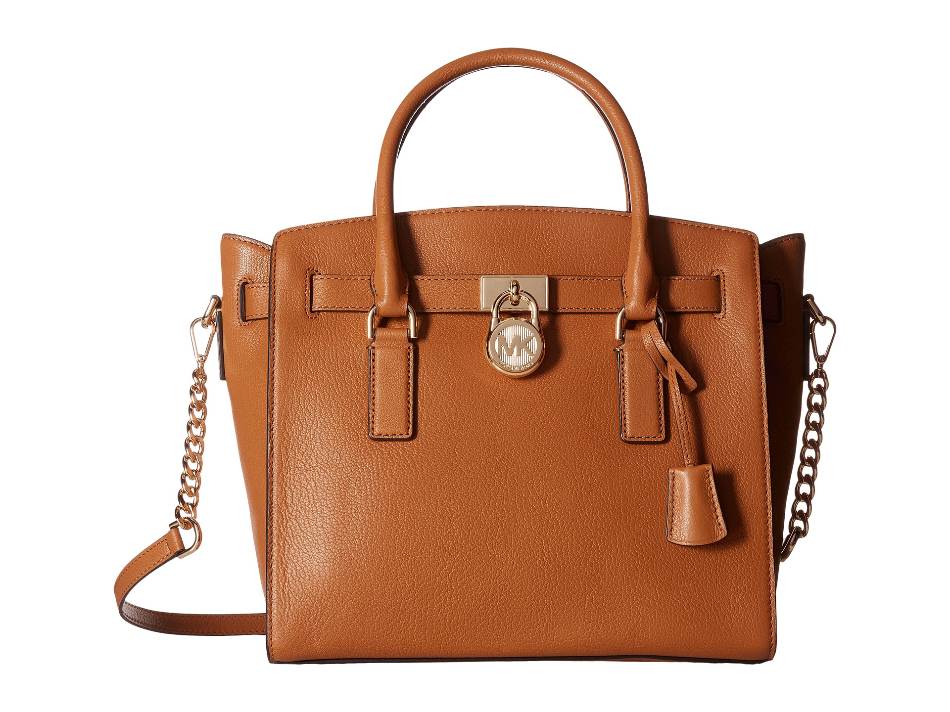 Michael Kors Hamilton Laukku : Michael kors hamilton large east west satchel at
