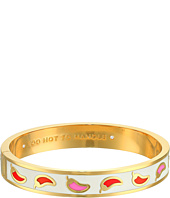 Kate Spade New York - Idiom Bangles Too Hot To Handle - Hinged Bangle