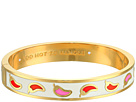 Idiom Bangles Too Hot To Handle - Hinged Bangle