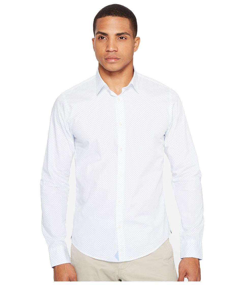 Scotch & Soda - Classic Long Sleeve Shirt in Crispy Poplin Quality