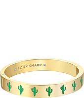 Kate Spade New York - Idiom Bangles Look Sharp - Hinged Bracelet