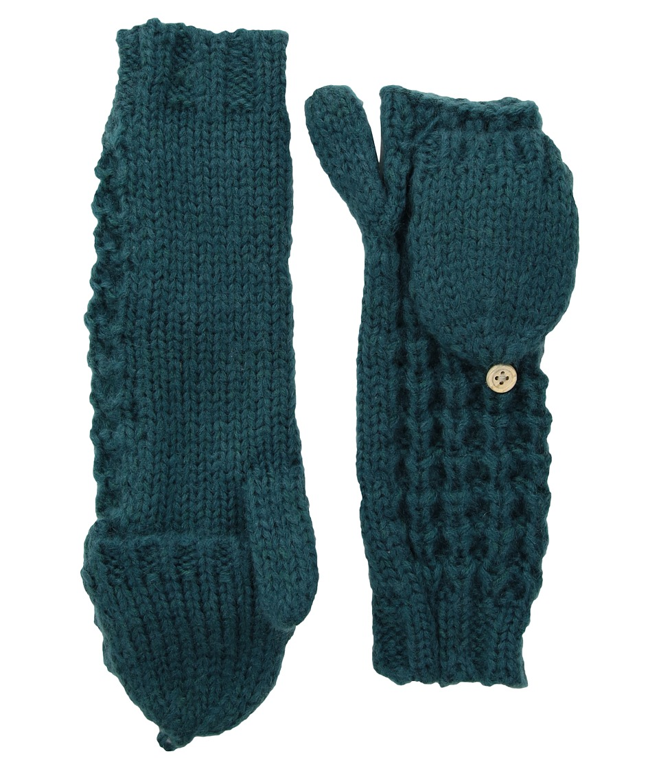Coal The Kate Mitten (Evergreen) Wool Gloves