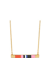 Kate Spade New York - Building Blocks Bar Pendant Necklace
