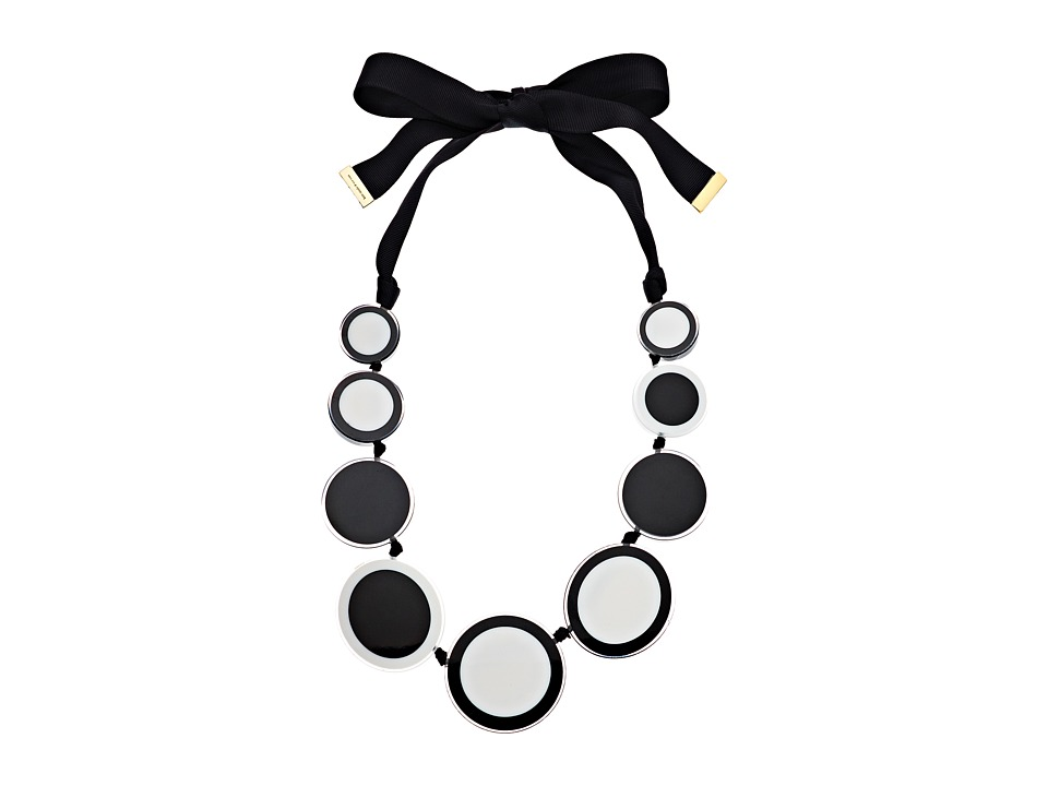 Kate Spade New York - Connect The Dots Statement Necklace...