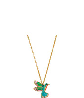 Kate Spade New York - Scenic Route Hummingbird Mini Pendant Necklace