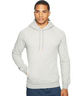 Scotch & Soda - Hooded Sweat in Felpa Quality with All Over Damagings