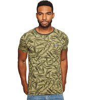 Scotch & Soda - Tee in Mix & Match Printed Patterns