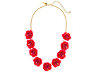 Kate Spade New York - Rosy Posies Necklace