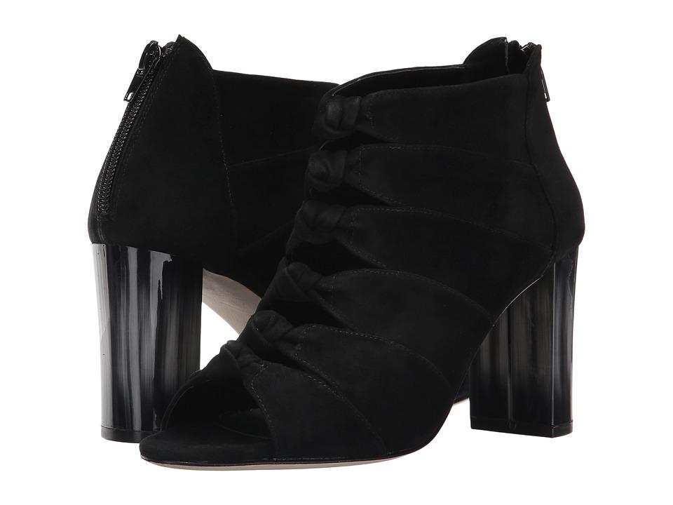 Vaneli Betsy (Black Suede) High Heels