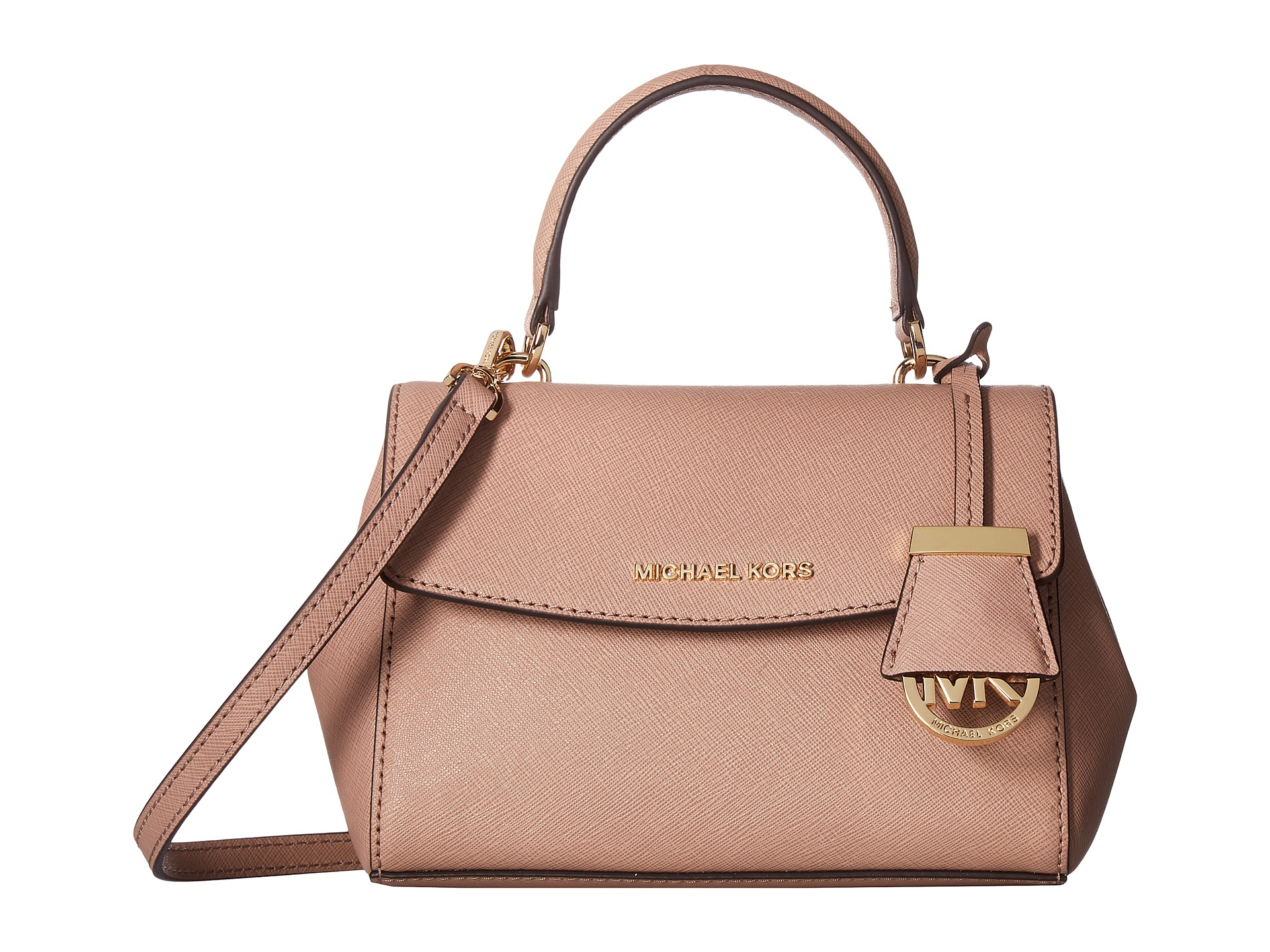 Michael Kors Crossbody Laukut : Michael kors ava extra small crossbody fawn