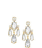 Kate Spade New York - Crystal Cascade Statement Earrings