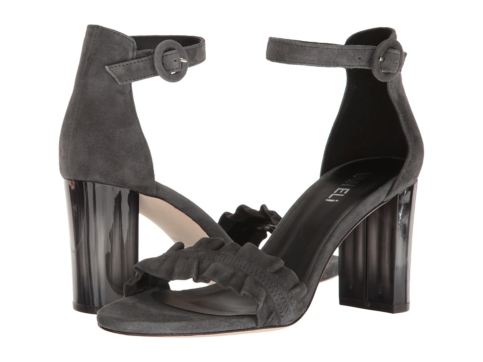 Vaneli Bijan (Grey Suede) High Heels
