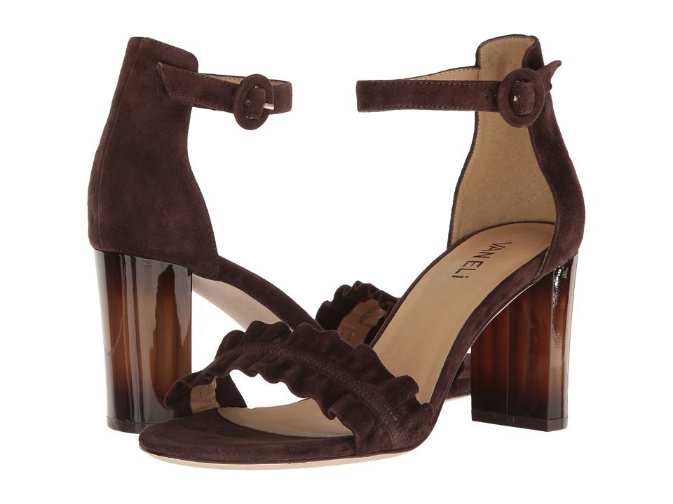 Vaneli Bijan (Tmoro Suede) High Heels