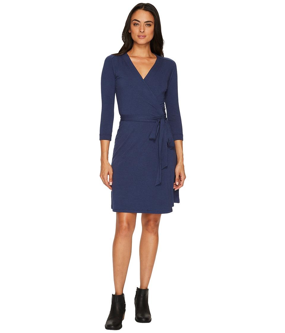 FIG Clothing Amo Dress (Sapphire) Women
