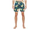 Scotch & Soda - Medium Length Swim Shorts in Cotton/Nylon Quality with All Over