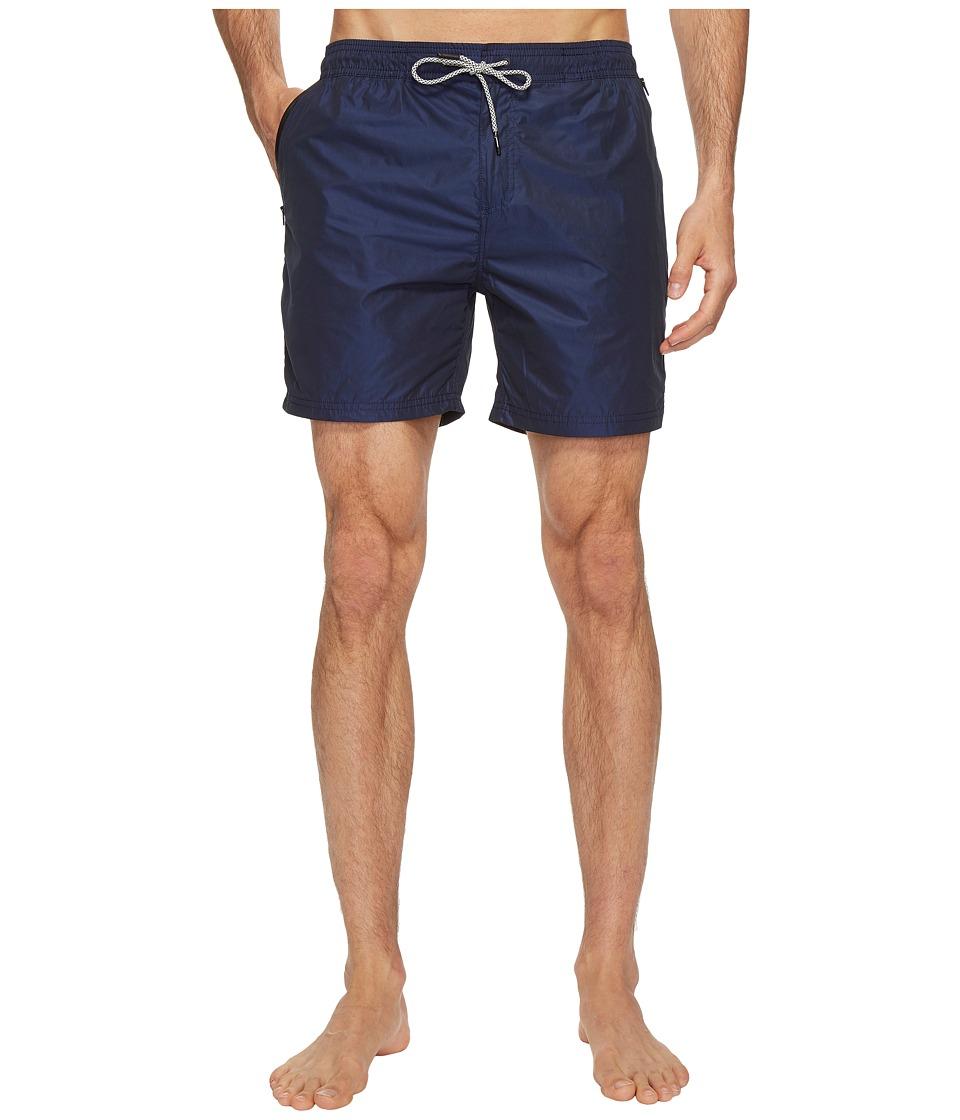 Scotch & Soda Swim Shorts in Two-Tone Quality (Night) Men