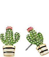 Kate Spade New York - Scenic Route Cactus Studs Earrings