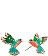Kate Spade New York - Scenic Route Hummingbird Studs Earrings