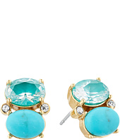 Kate Spade New York - Shine On Drop Studs Earrings