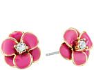 Kate Spade New York - Shine On Flower Studs Earrings