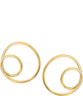 Kate Spade New York - Shine On Twisted Hoop Earrings
