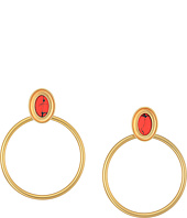 Kate Spade New York - Bright and Bold Hoops Earrings