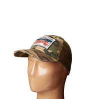 Custom Ketchup - Bacon Golf Hat Distressed
