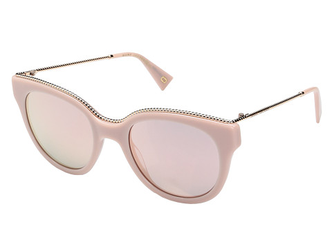 Marc Jacobs Marc 165/S - Pink with Gray/Rose Gold Lens