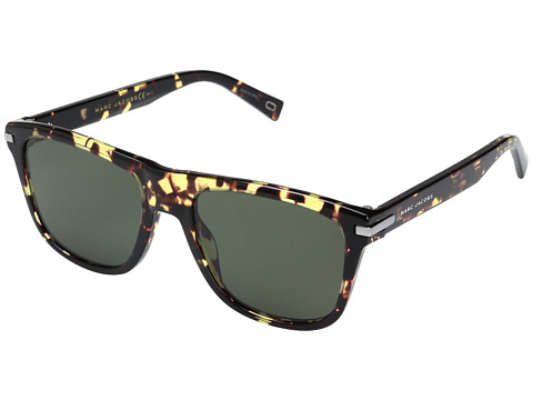 Marc Jacobs Marc 185/S - Crystal Havana with Green Lens