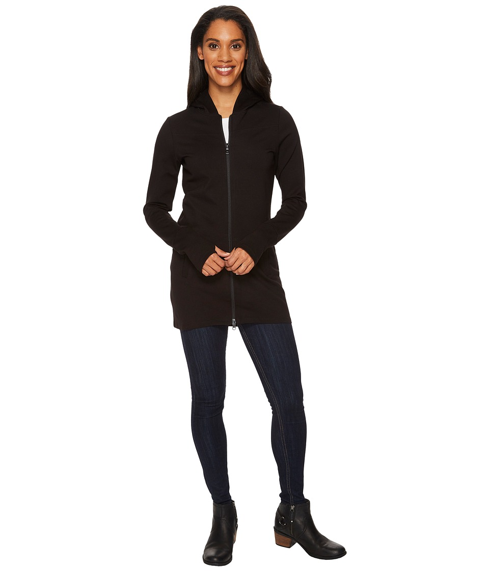 FIG Clothing - Sab Jacket (Black) Womens Coat