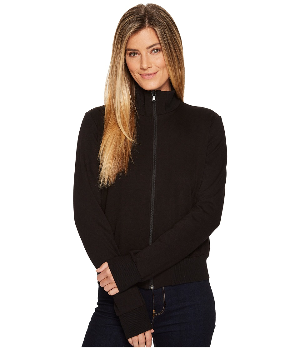 FIG Clothing - Tiv Jacket (Black) Womens Coat