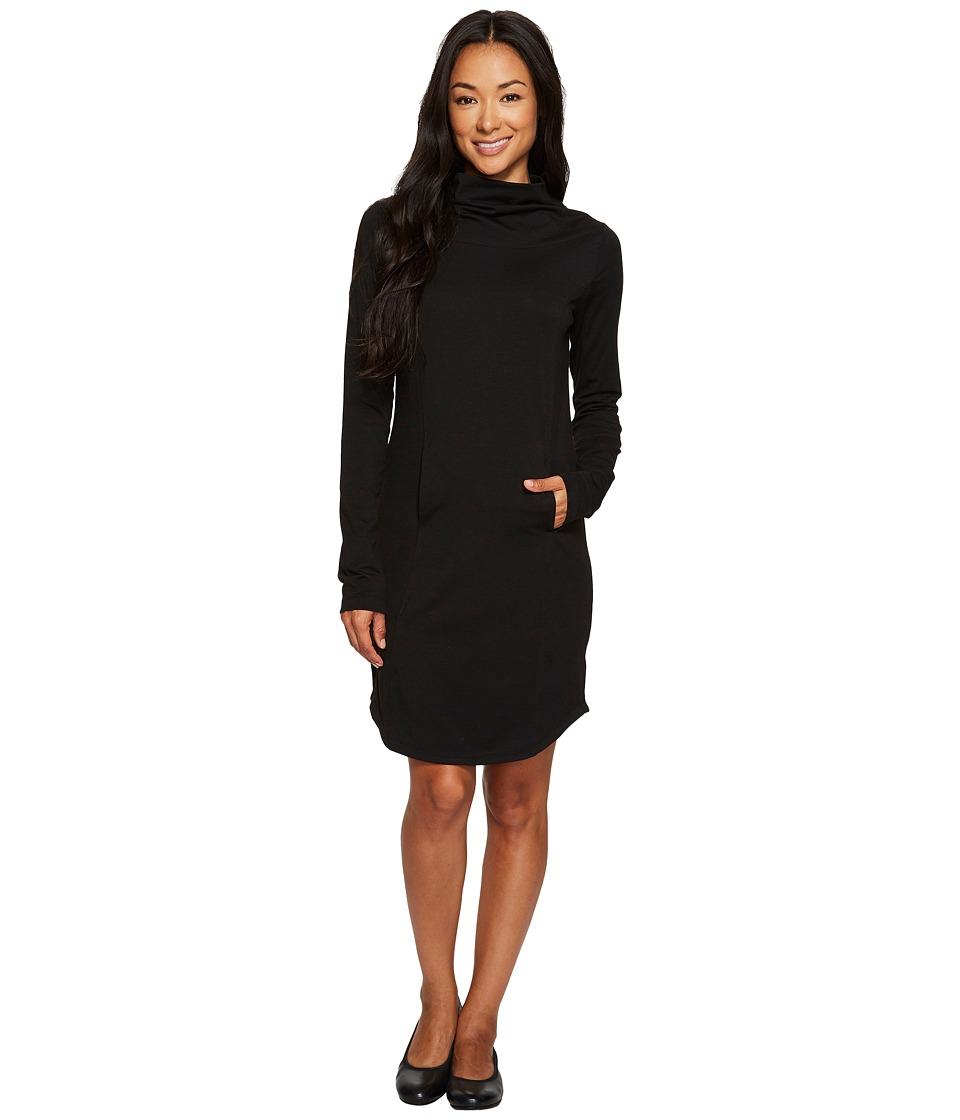 FIG Clothing Waa Dress (Black) Women