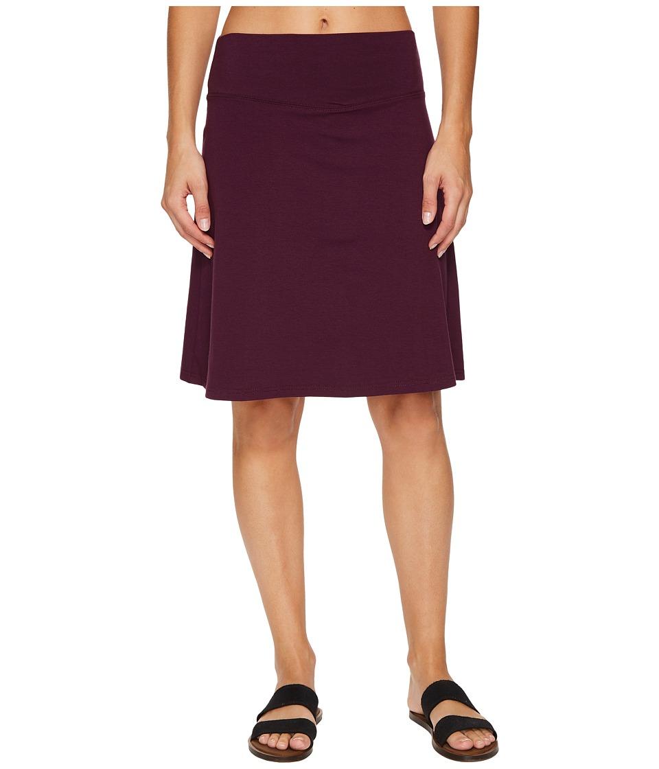 FIG Clothing Bel Skirt (Currant) Women