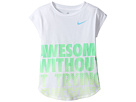 Nike Kids - Awesome Without Trying Modern Short Sleeve Tee (Little Kids)