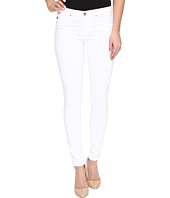 AG Adriano Goldschmied - Zip-Up Leggings Ankle in White