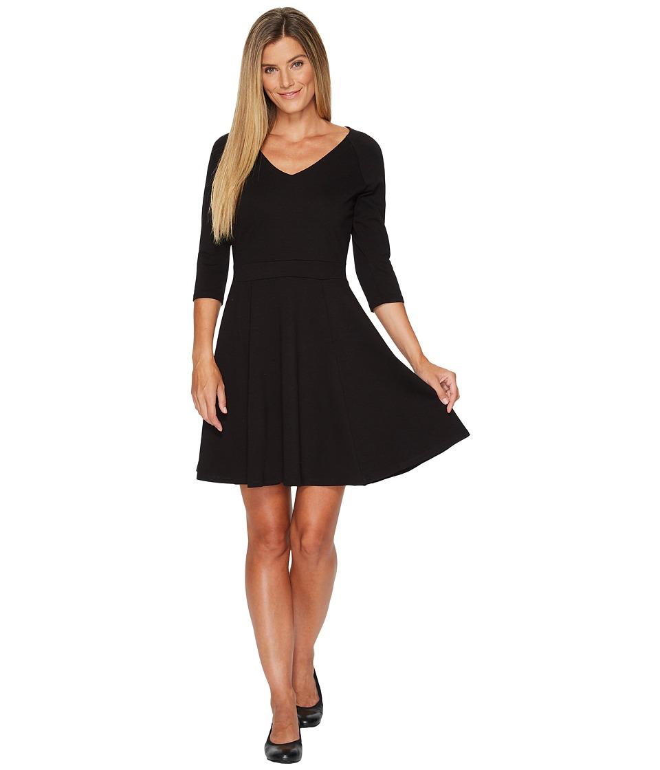 FIG Clothing She Dress (Black) Women