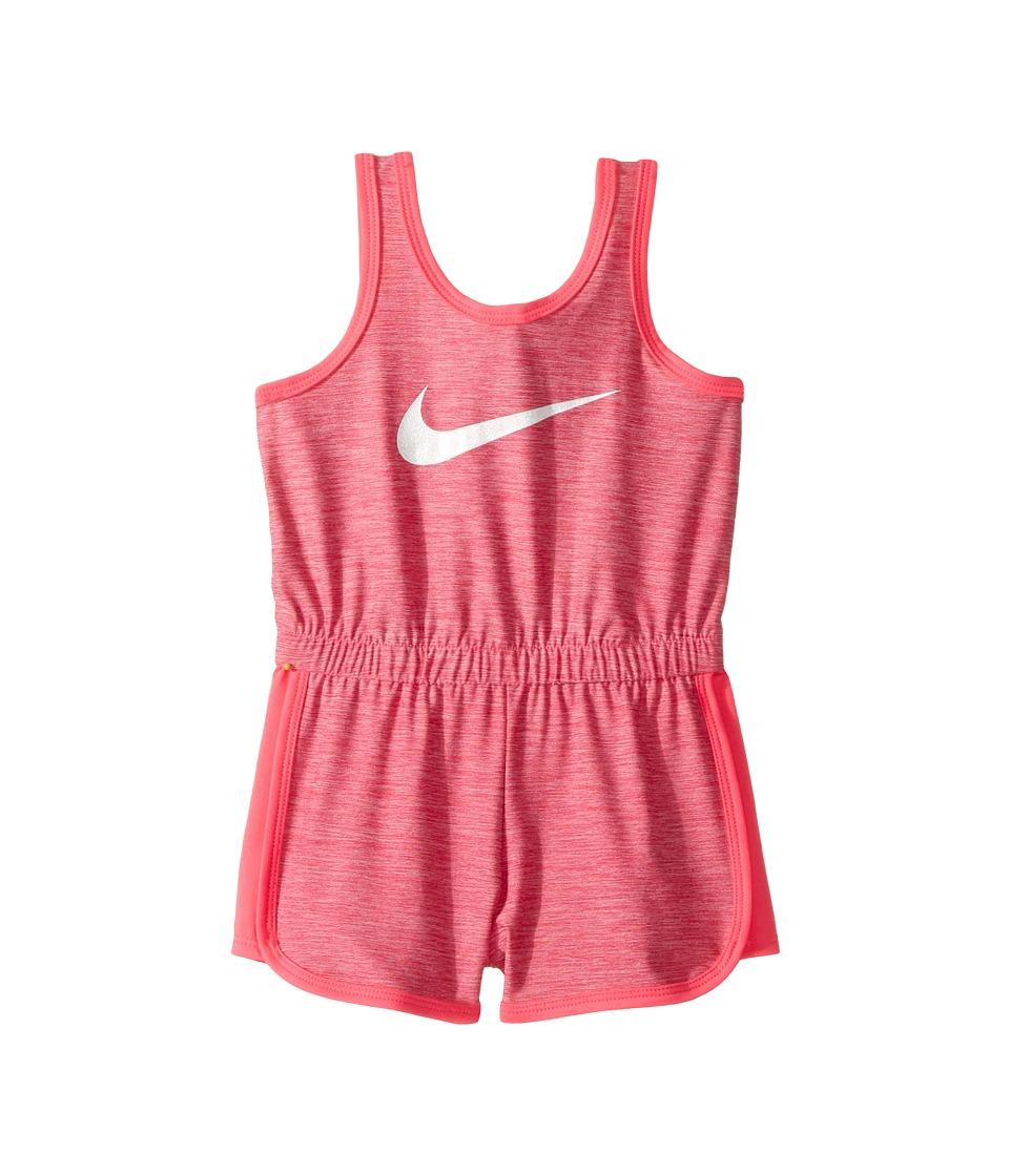 Nike Kids - Dri-Fit Sport Essentials Romper (Toddler) (Hy...