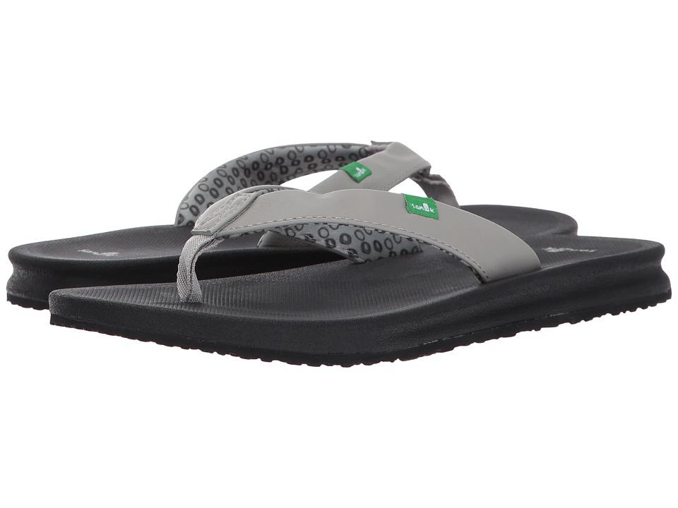 Sanuk Yoga Mat Wander (Gravel) Sandals