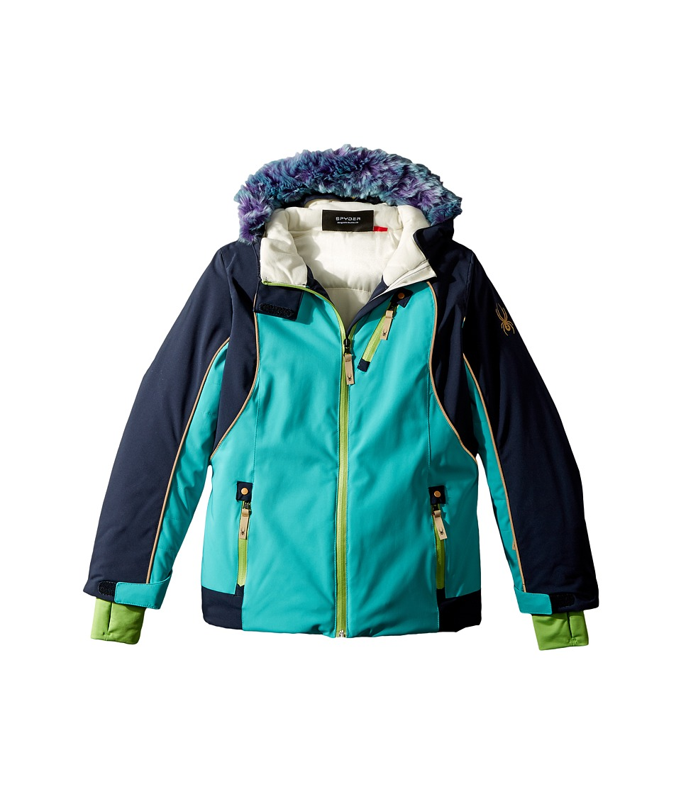 Spyder Kids - Posh Faux Fur Jacket