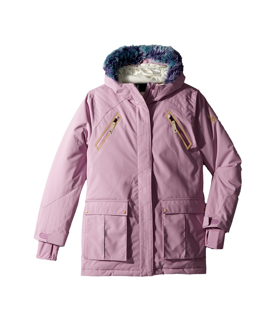Spyder Kids - Bella Faux Fur Jacket