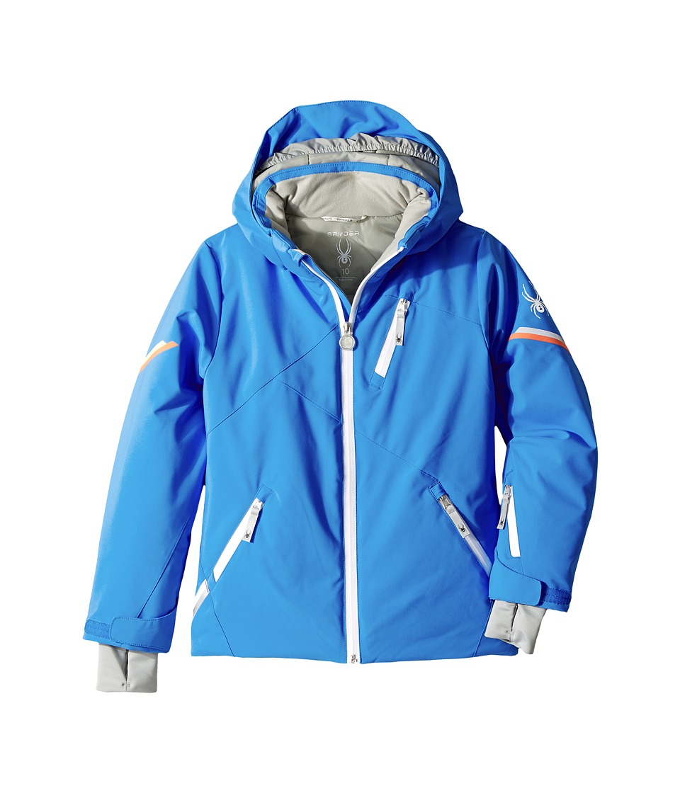 Spyder Kids - Pandora Jacket (Big Kids) (French Blue) Gir...