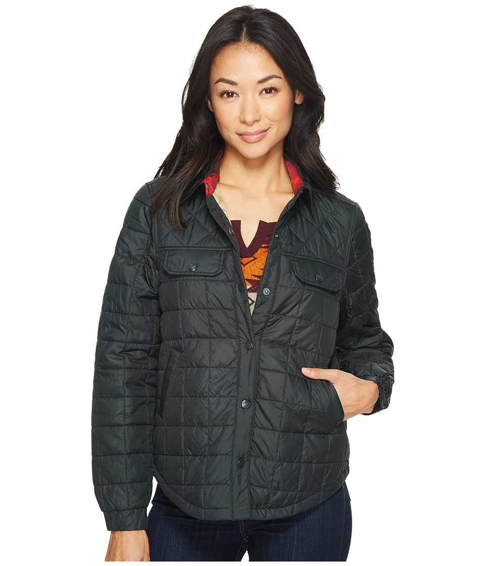 Woolrich waxed heritage jacket womens