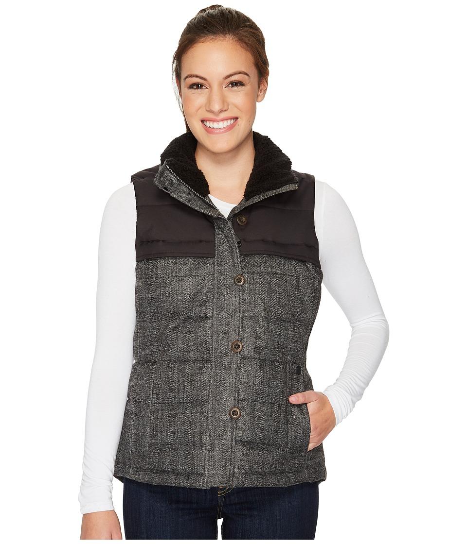 Woolrich Bitter Chill Wool Loft Vest (Oxford) Women's Vest
