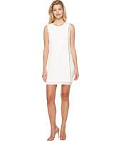Jessica Simpson - Sleeveless Front Drape Dress
