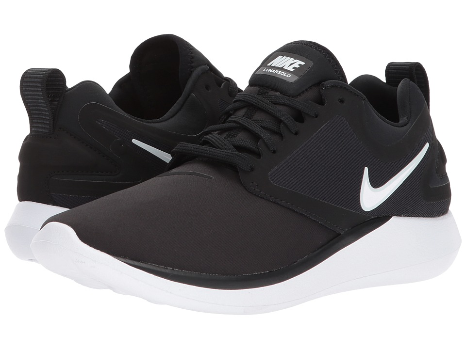 Nike LunarSolo (Black/Black/Anthracite) Women's Running Shoes