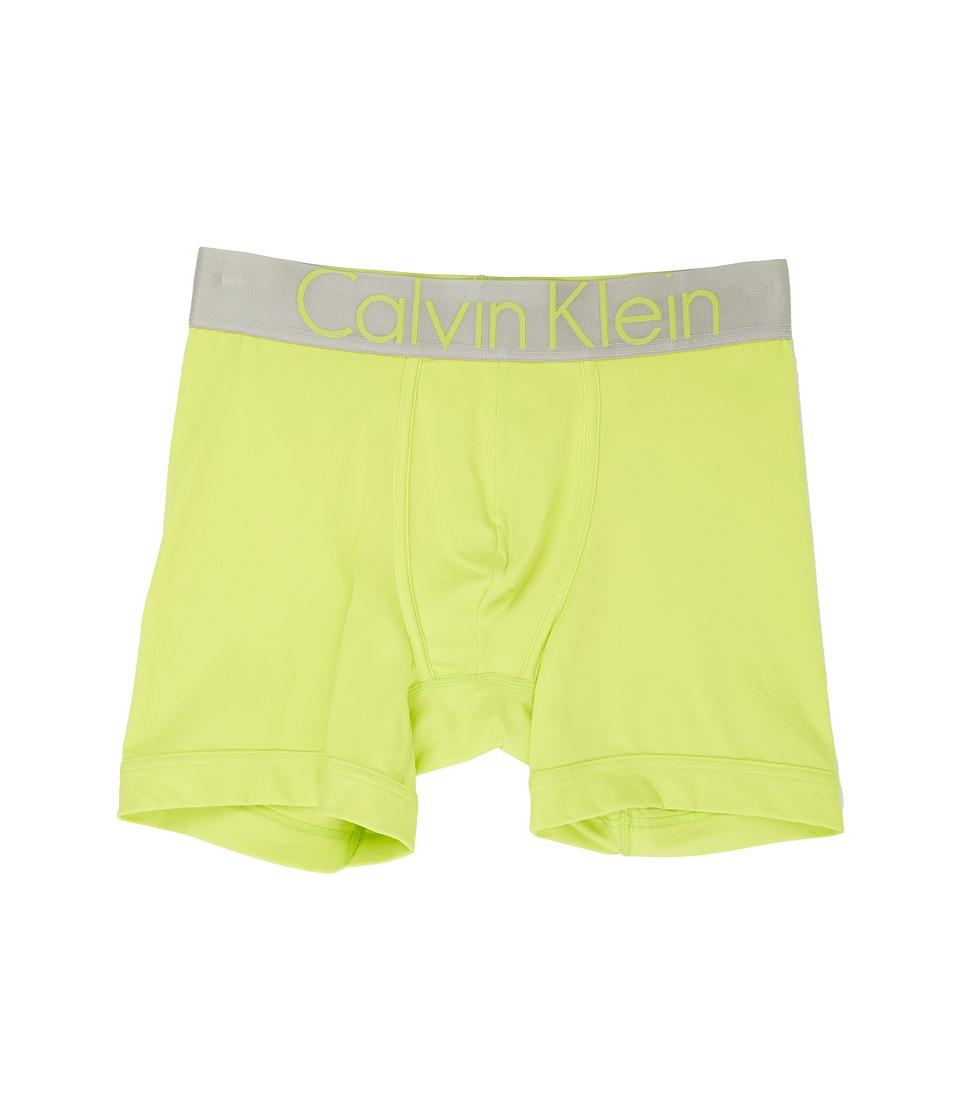 Calvin Klein Underwear Steel Micro Boxer Brief U2719 Rebel Mens Underwear