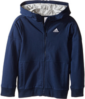 adidas Kids - Athletics Jacket (Toddler/Little Kids)