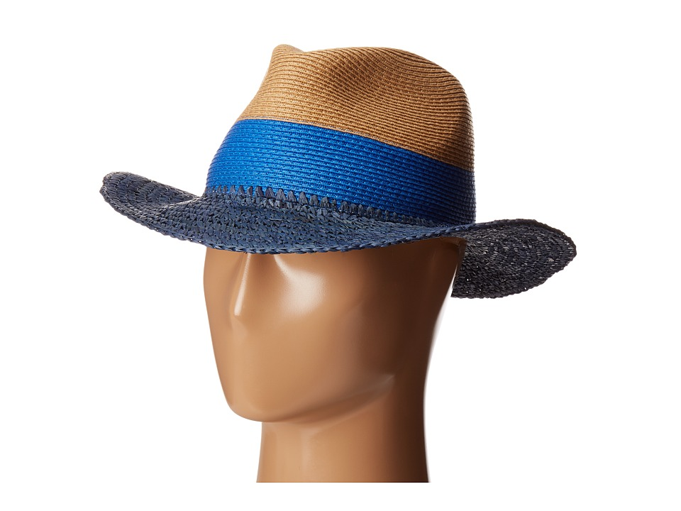 Echo Design Echo Design - Color Block Panama Beach Hat