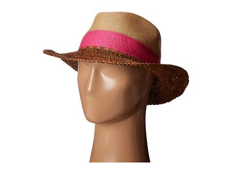 Echo Design Color Block Panama Beach Hat
