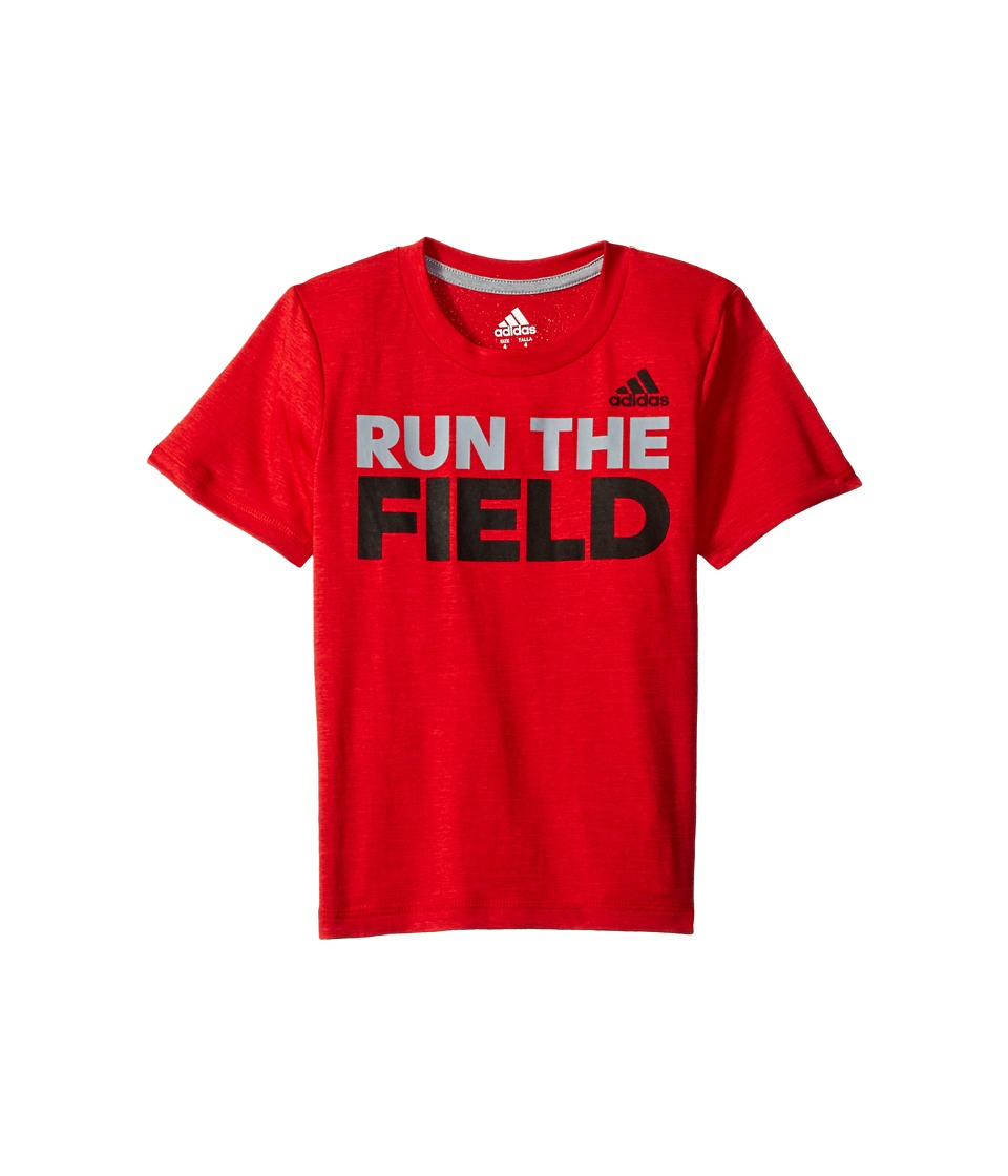 adidas Kids - Run The Game Tee